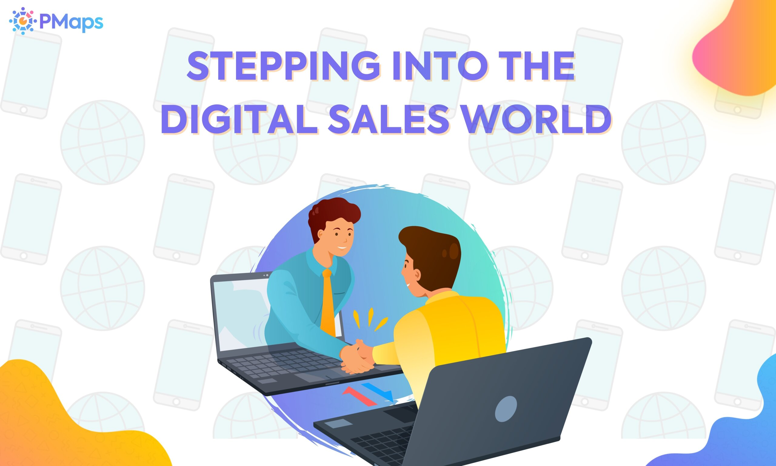 How to Set Your Foot in Digital Sales World